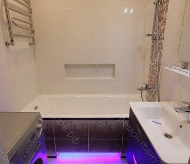 Ремонт ванной комнаты и туалета в Зеленограде