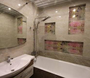 ремонт ванны и туалета в Зеленограде