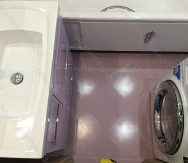 Ремонт ванной и туалетной комнат в Химках под ключ