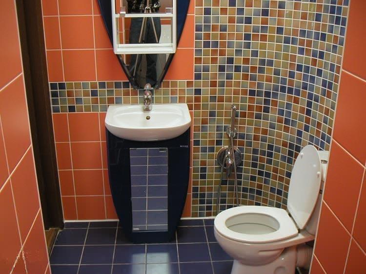 Ремонт туалетной комнаты в Зеленограде